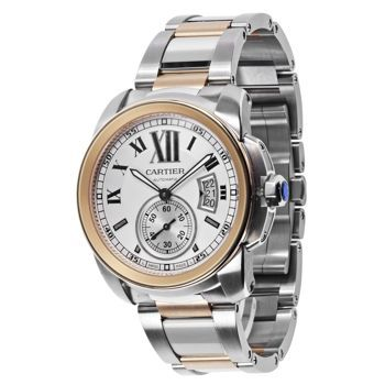 costco cartier calibre men s automatic watch d dubs likes costco cartier calibre men s automatic watch