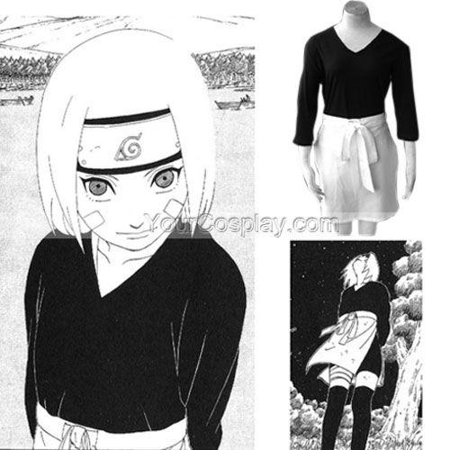 Naruto Shippuden Women's Cosplay Costum, Naruto Cosplay Costumes, Cosplay Costumes