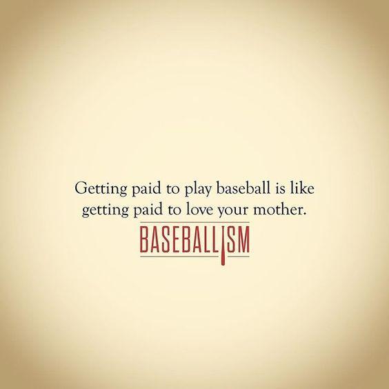 It's a dream come true. #AmericasBrand www.baseballism.com