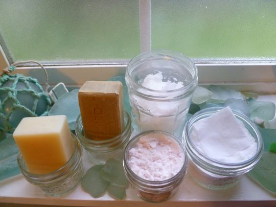 personal care jars photo by Rebecca Rockefeller
