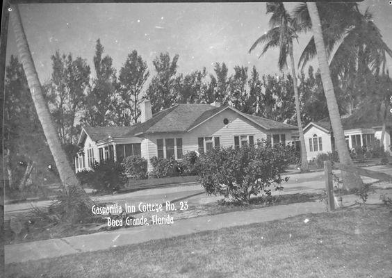 Gasparilla Inn Cottage