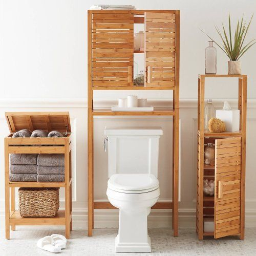 43+ Bed bath and beyond over the toilet cabinet inspiration