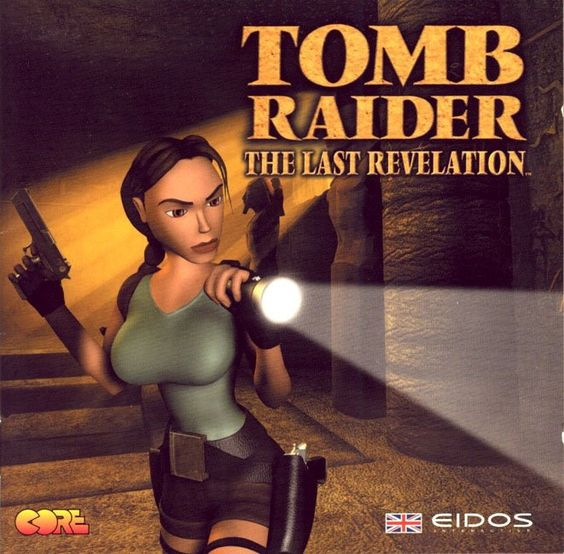 tomb raider 4 - The last revelation -  Lara Croft Number 4
