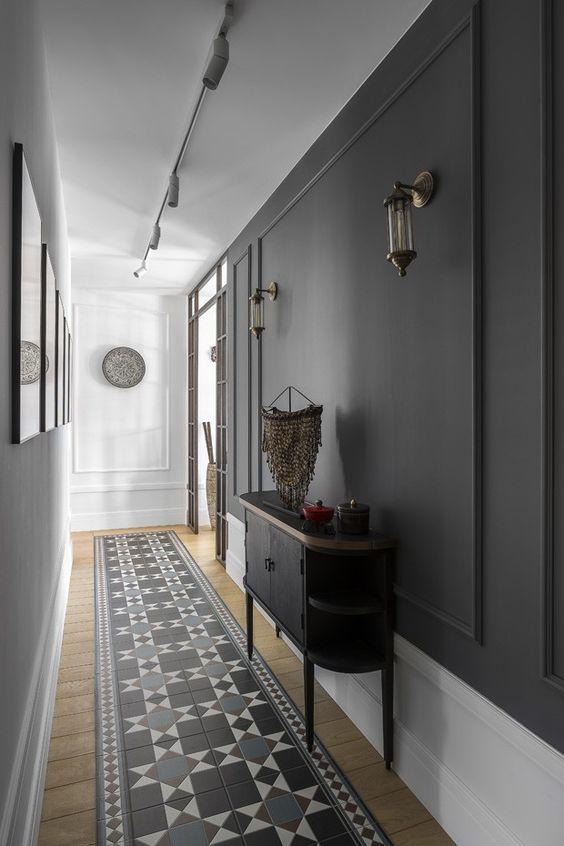 Decoração para corredor: como dar um toque especial a esse espaço da casa