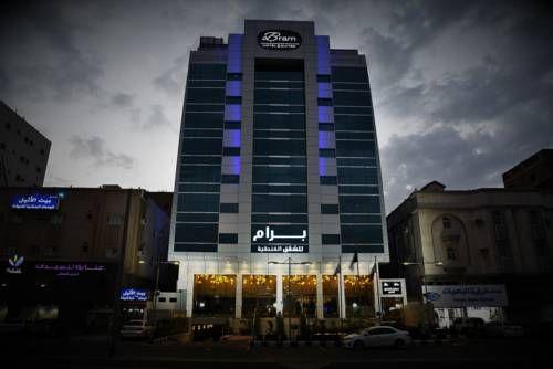 برام للأجنحة الفندقية فنادق السعودية شقق فندقية السعودية Skyscraper Building Structures