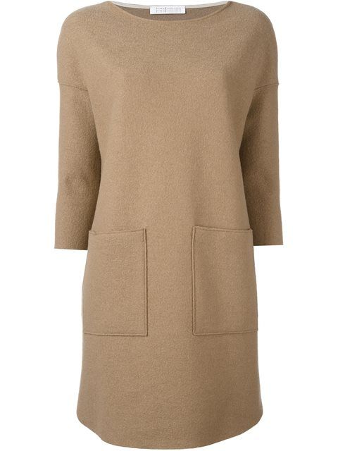 Shop Harris Wharf London sweater dress in Lindner Fashion from the world's best…