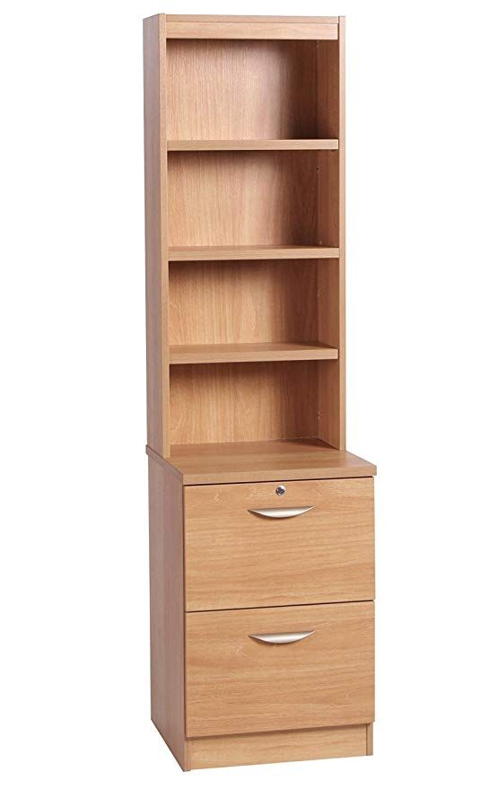 B 2df Oc In Co Classic Oak Two Drawer Filing Cabinet Home Office Furniture Uk Wooden Effec Home Office Furniture Home Office Furniture Uk Drawer Filing Cabinet