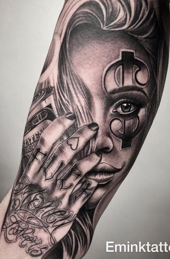 Image Shared By Ess Find Images And Videos About Girl Tattoo And