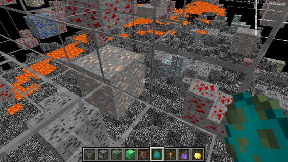 Xray Ultimate Resource Pack 1 9 2 1 9 1 8 9 In 2021 X Ray Resources Ultimate