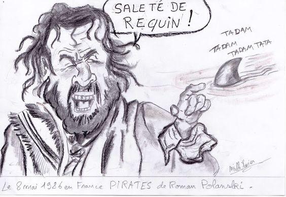 Ciné Mielloux: Pirates et requin ! Polanski et Walter Matthau son...