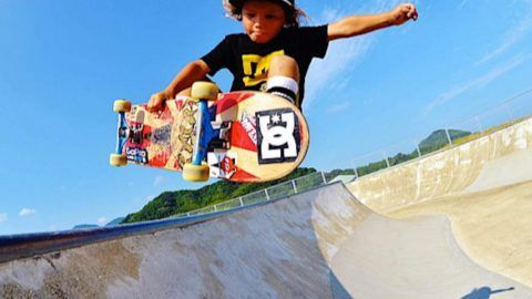 4 Year Old Boy Is Amazing At Skateboarding 4 Year Old Boy Skateboard 4 Year Olds