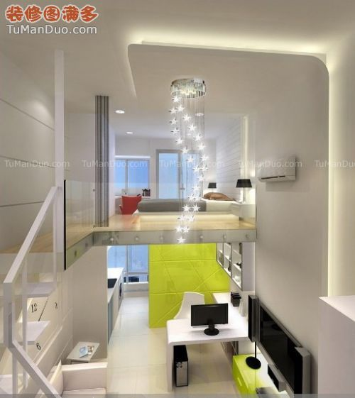 Bedroom Designs Double Deck simple double deck bedroom design layout cold color taiwan design