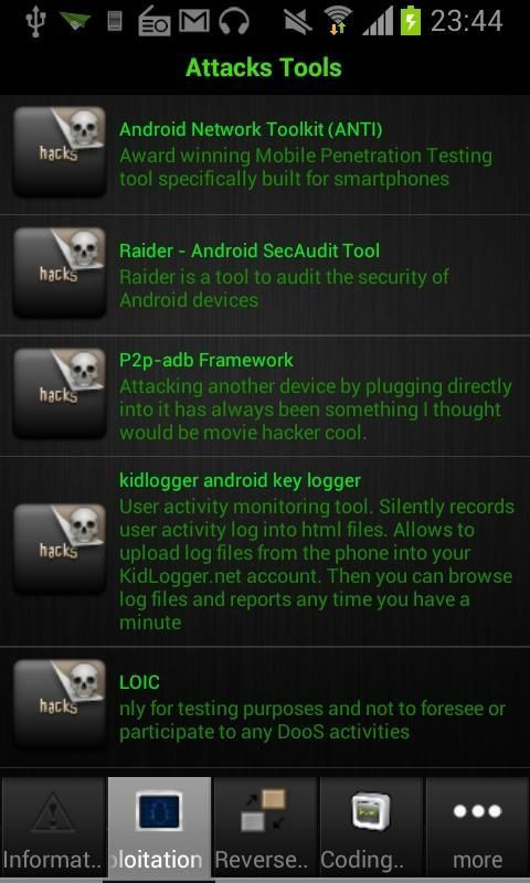 Best Android Hacking Apps And Tools Smartphone Hacks Android Hacks Android Phone Hacks