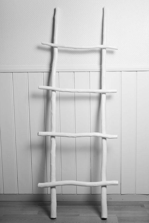 Christina's blogg: DIY - interiør stige