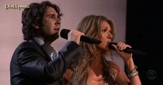 Céline Dion et Josh Groban reprennent « The Prayer », c'est magnifique !