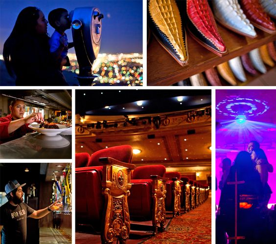 36 Hours in El Paso, Texas. Big views, a lively club scene, a revived theater and even local wineries await visitors to this border city.