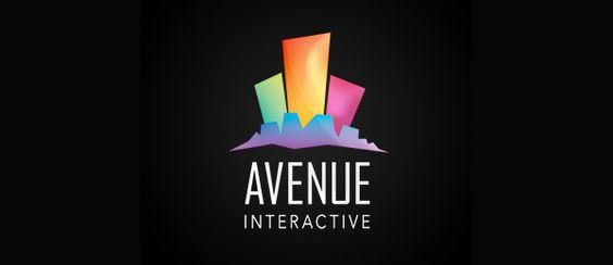 avenue interactive building logo