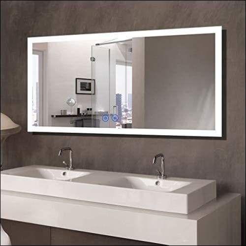 24++ Bathroom vanity mirror with bluetooth custom