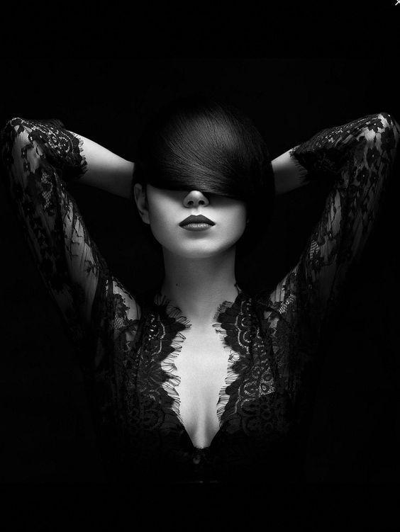 ✿⊱╮LO ✿⊱╮️ #blackandwhitepeoplephotography - #fotografieerotische