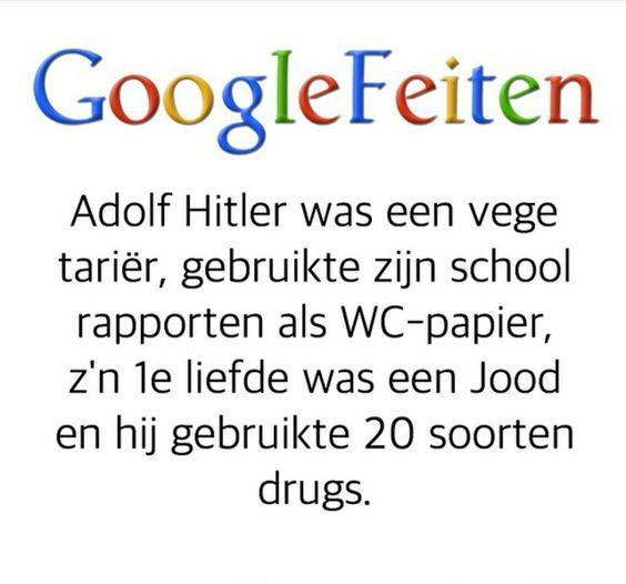 #googlefeiten
