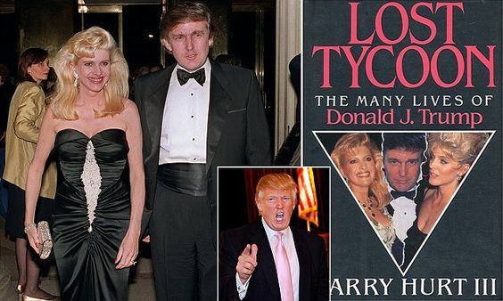 Ivana once claimed Donald Trump 'violated' her in violent sex attack amid argument over bald patch treatments | Daily Mail Online