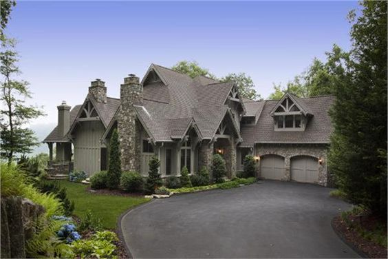 Jack arnold designs asheville luxury real estate for Luxury french real estate
