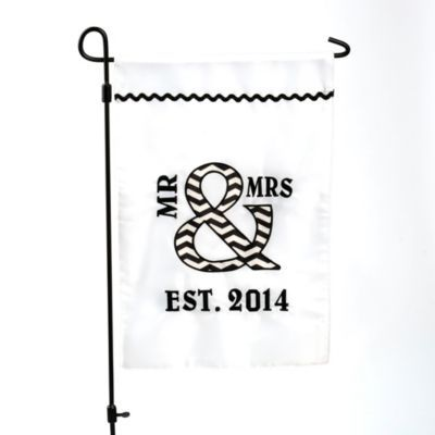 Mr. & Mrs. 2014 Flag Set   Kirkland's