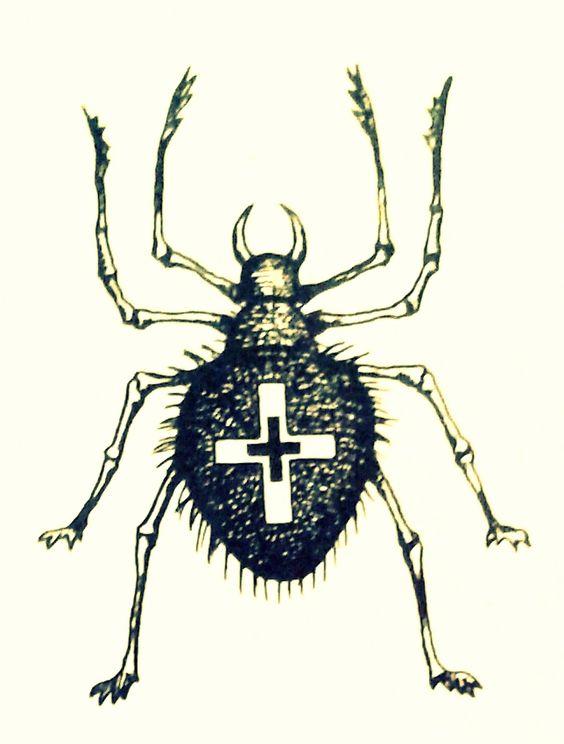 Russian criminal tatto, Symbol of pickpocket / pincher