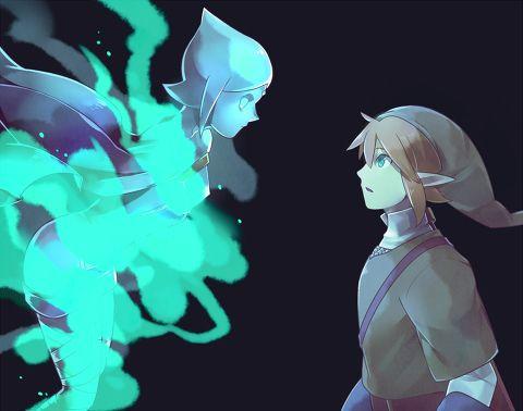 「スカウォ詰め」/「アキラキラ@積みゲー消化」の漫画 [pixiv] Link & Fi | Skyward Sword