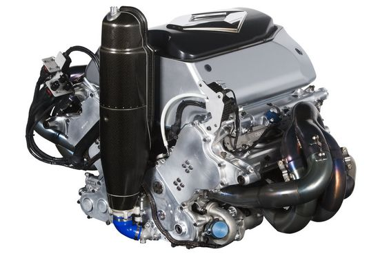 Formule-1 / RS27-engine - Renault