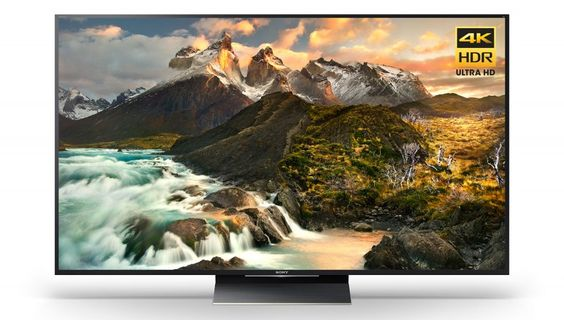 The Sony Z Series 4K HDR Ultra HDTV Is the Sweetest Eye Candy of Its Kind! Oh yes this is. Saw one in the store today, and the picture quality is incomparable. Plus it has Android on board.