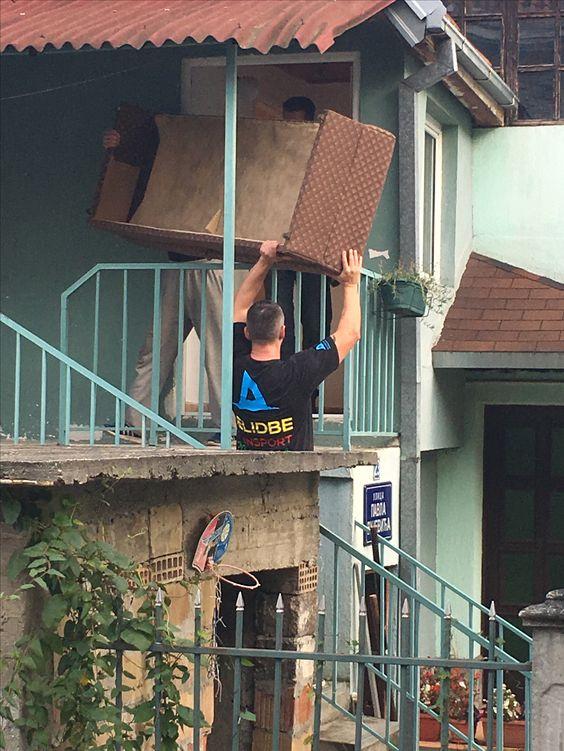 selidbe stanova sa lošim prilazom u Beogradu