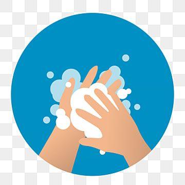 Gambar Ilustrasi Vektor Konsep Cuci Tangan Dengan Sabun Mencuci Tangan Clipart Higienis Vektor Png Dan Vektor Dengan Latar Belakang Transparan Untuk Unduh Gr Hand Illustration Kids Art Corner Vector Illustration