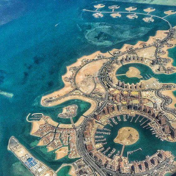 Pearl #Doha #Qatar @mustafadafallah TAG your PHOTOS  #Qatarism