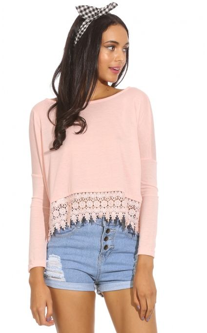 FALL FOR YOU TOP