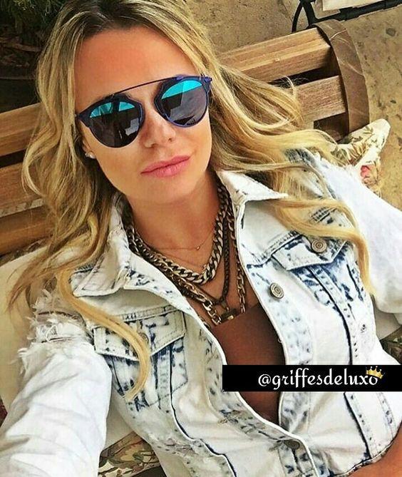 Sunglass Dior So Real R$600,00 Oculos se sol Sigam nosso instagram @griffesdeluxo