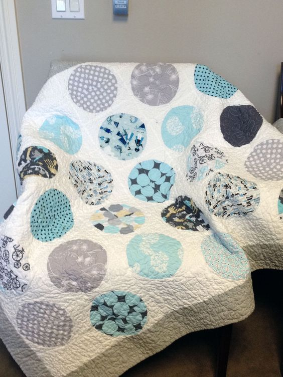 Baby Boy Quilt - need to find someone to make this for me out of caden's clothes: