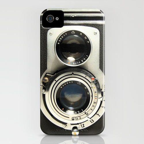 Vintage Camera by Ewan Arnolda