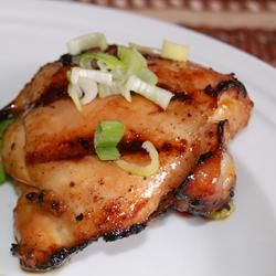 Glazed chicken, Chicken thighs and Thighs on Pinterest