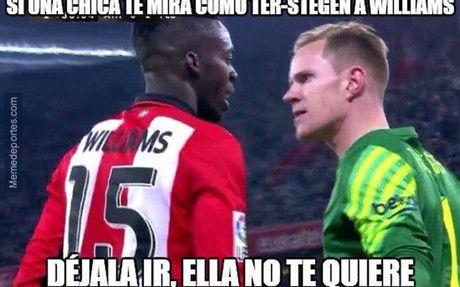 Los mejores memes del Athletic - FC Barcelona