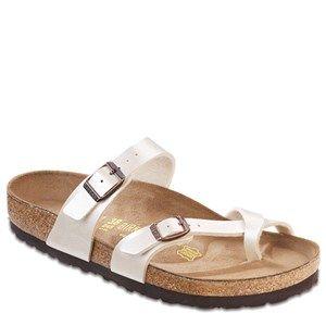 Birkenstock Mayari Birko-Flor Sandals at HappyFeet.com