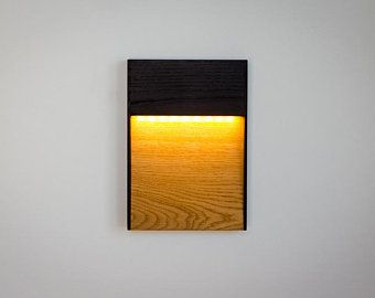 Modern Wooden Led Lights And Home Accessories By Valentaswood Wooden Pendant Lighting Led Wall Sconce Wall Sconce Lighting