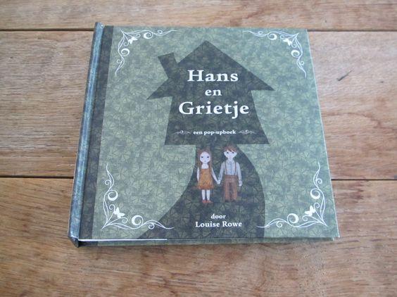 Hans en Grietje - Louise Rowe