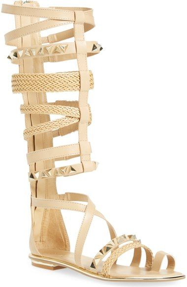 Fergie 'Smith' Gladiator Sandal (Women) available at #Nordstrom