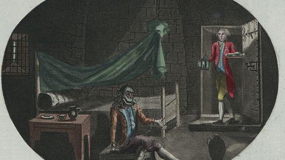 Revelan el misterio del 'hombre de la máscara de hierro' más de tres siglos después