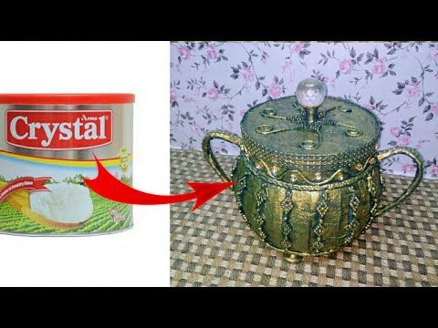 بونبون Decorative Jars Tea Pots Crystals