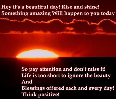 Image result for good morning it's a beautiful day quotes
