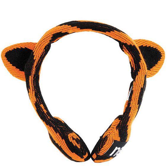 Neff Animal Headphones Tiger