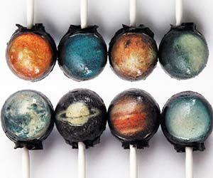 Solar System Lollipops $12.50