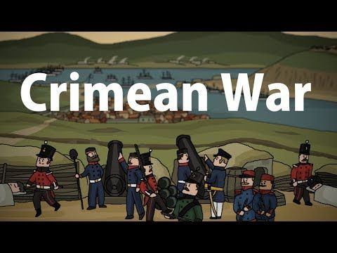 Crimean War Part 1 Animated History Youtube Crimean War History Youtube Story Of The World